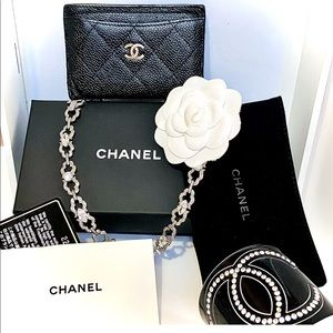 CHANEL CLASSIC CARD WALLET